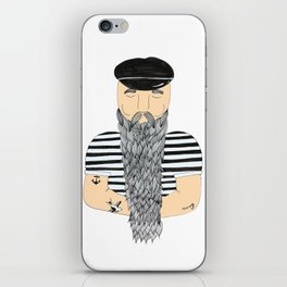 Sailor. iPhone Skin