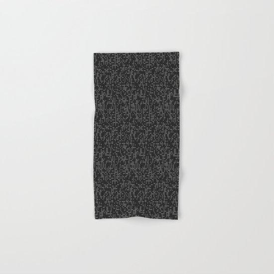 hacker Hand & Bath Towel