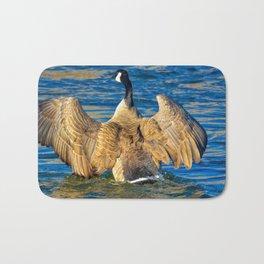 Wings Spread Wide Bath Mat
