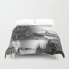Crumbling Facade Duvet Cover