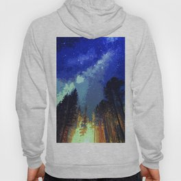 Fires and Stars Hoody
