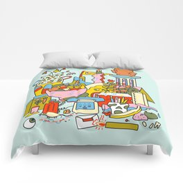 My Still Life Comforters