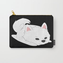 Samoyed Loaf Carry-All Pouch