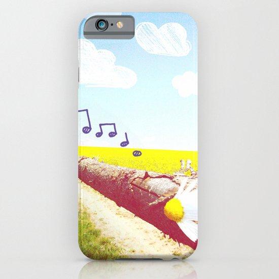 Sunshine & Melody iPhone & iPod Case