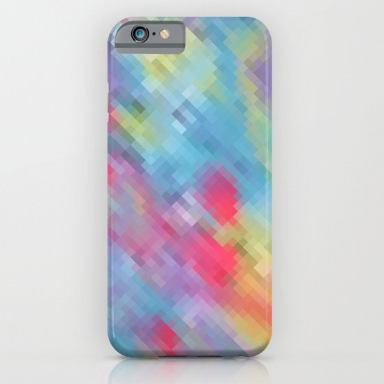 Wrinkle Pixel iPhone & iPod Case