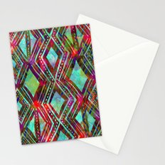 KENYA - Aqua Stationery Cards
