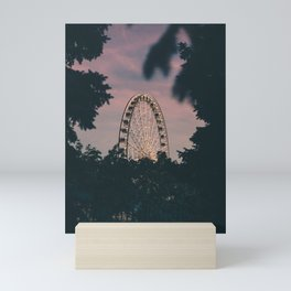 Hidden gem Mini Art Print