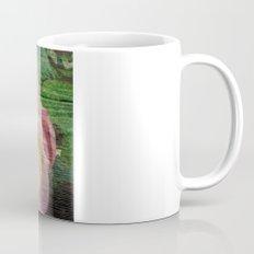 Lotus Woodblock Mug