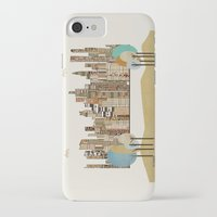 montreal iPhone & iPod Cases featuring montreal by bri.buckley
