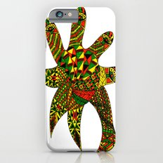 Finger Palm Tree Slim Case iPhone 6s