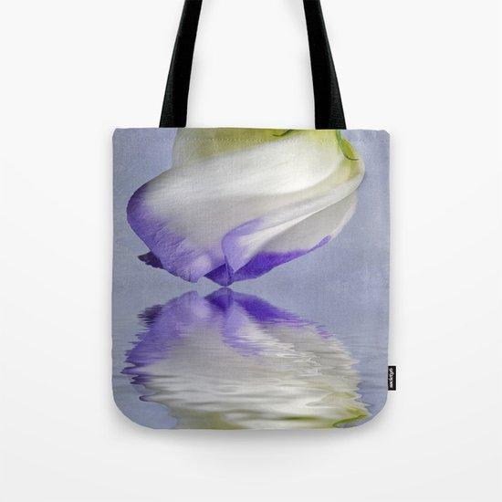 Lisianthus Tote Bag