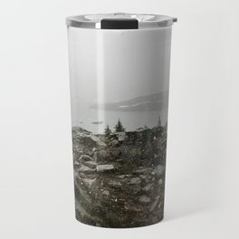 the hail hits hard Travel Mug