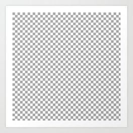 invisibility cloak Art Print