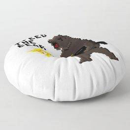 Bear Arms #2 Floor Pillow