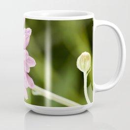 Padre Cerise Belgian Mum Bud and Bloom Coffee Mug
