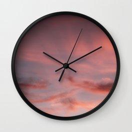 Irish Midsummer's Evening II Wall Clock