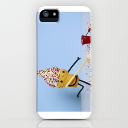 Sprinkle Cleaning iPhone Case