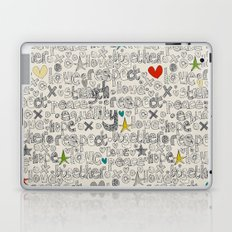 respect Laptop & iPad Skin