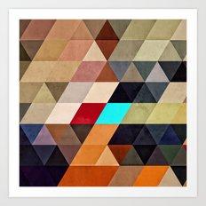 nww pyyce Art Print