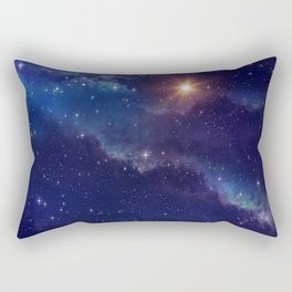 Shine Like the Brightest Star! Rectangular Pillow