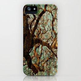 Tree Of Upliftment  iPhone Case