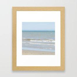 ocean love-4 Framed Art Print