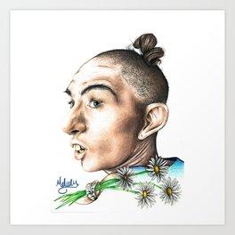 Pepper -AHS Art Print