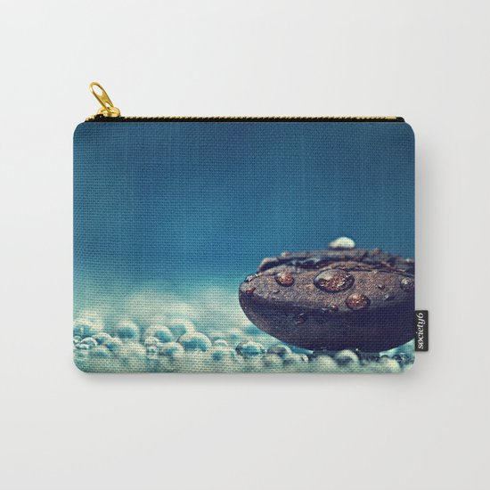 Watery Rock Carry-All Pouch