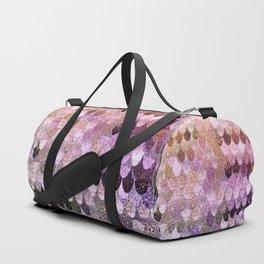 SUMMER MERMAID MOONSHINE  GOLD 2 Duffle Bag