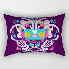 Bitty Love Bot Rectangular Pillow