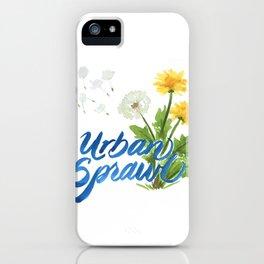 Urban Sprawl iPhone Case