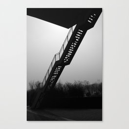 Art Museum Steven Holl Architect Canvas Print