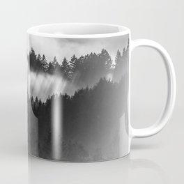 Fog Invasion, San Francisco Bay Area Coffee Mug