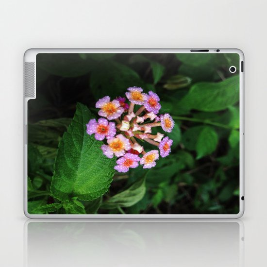 Lantana Camara Laptop & iPad Skin
