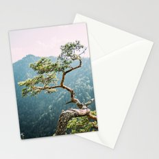 Sokolica Mountain Pine Tree Stationery Cards