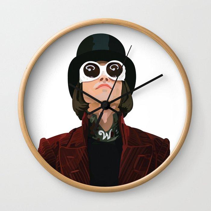 Willy Wonka Wall Clock