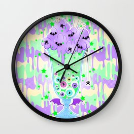 Witchy Brew Wall Clock