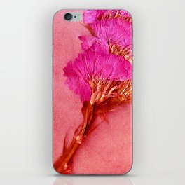 PinkForest iPhone Skin