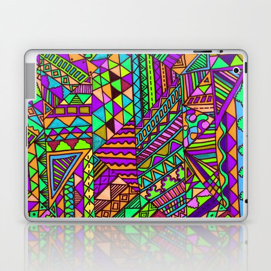 Wild One Three Laptop & iPad Skin