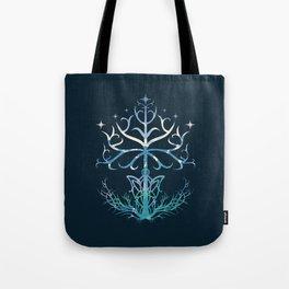 Lightful Tree Tote Bag