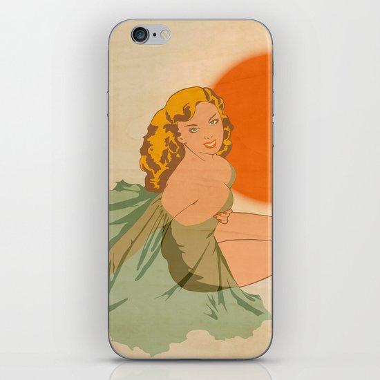 Malibu Surf Wax iPhone & iPod Skin