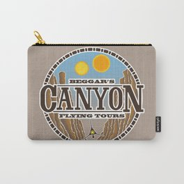 Beggar's Canyon Tours Carry-All Pouch