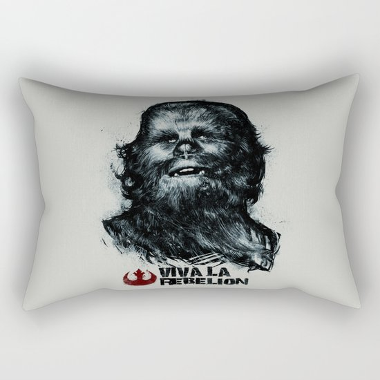 CHE-wbacca Rectangular Pillow