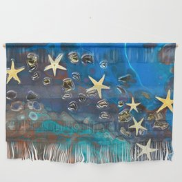 Blue Sea Starfish Wall Hanging