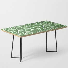 Branches - green Coffee Table