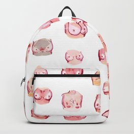 summer tits Backpack