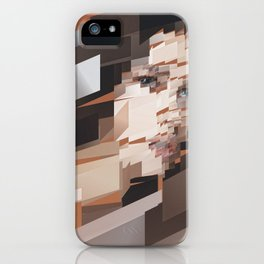My Girl is Anarchy-tect iPhone Case