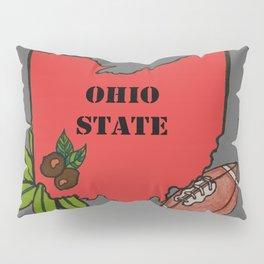Ohio State Pillow Sham