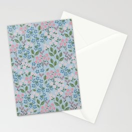 In the fairy garden Stationery Cards