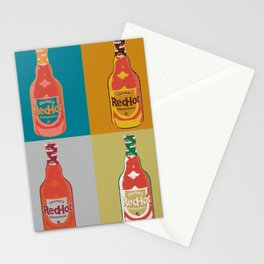REDHOT Stationery Cards